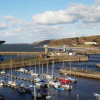 Clear Day in Harbour Whitehaven October 2011, Уайтхейен