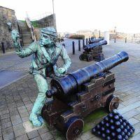Spiking The Cannons, Whitehaven Harbour 2011 (John Paul Jones), Уайтхейен