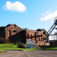 Haig Colliery Museum on the Site of Haig Pit. Whitehaven, Уайтхейен