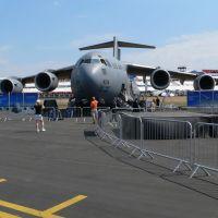 C-17 Transport, Фарнборо