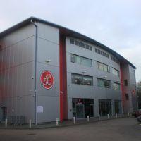 Highbury, Fleetwood Town FC, Флитвуд