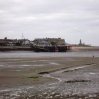 Fleetwood at Low Tide, Флитвуд