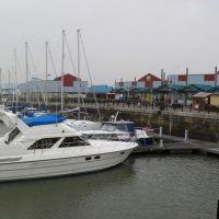 Marina at Freeport, Fleetwood, Флитвуд