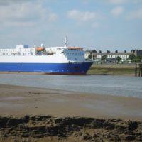 Fleetwood Stenna Ship, Флитвуд