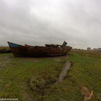 Wrecks off Fleetwood - 06/01/13, Флитвуд