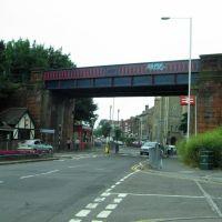 Folkestone Central Railway Bridge, Фолькстон