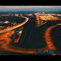 Cheriton Channel Tunnel Terminal, Фолькстон