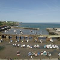 The Harbour, Folkestone., Фолькстон
