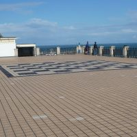 Who plays chess on this terrace?, Фолькстон