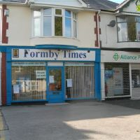 Elbow Lane Formby Times Office Closed 2008, Формби
