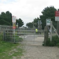 Formby - Level Crossing, Формби
