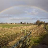Rainbow over Formby, Формби