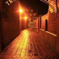 Trafalgar Walk at Night, Хавант