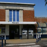 Havant Station, Хавант