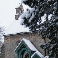 St Thomas in the snow, Хавант