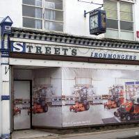 Streets Ironmongers, Havant, Hampshire, England. UK   www.mickaul.co.uk, Хавант