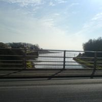 bridge on harts farm way, Хавант