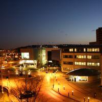 University Main Entrance, Хаддерсфилд