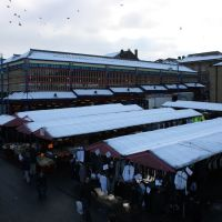 Huddersfield Open Market, Хаддерсфилд