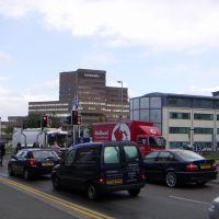 2006.10.02 - Huddersfield University, Хаддерсфилд