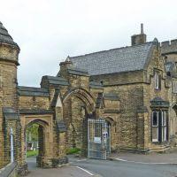 Gatehouse, Edgerton Cemetery, Huddersfield, Хаддерсфилд