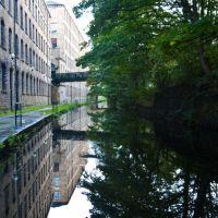Huddersfield Narrow Canal, Хаддерсфилд