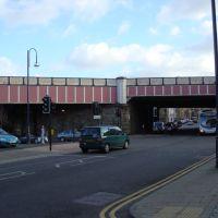 Huddersfield- john william street, Хаддерсфилд