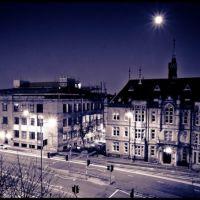 University Buildings, Хаддерсфилд