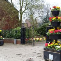 Memorial Park, Hazel Grove, Cheshire, Хазел-Гров