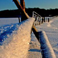 Ice crystal gate, Хазел-Гров