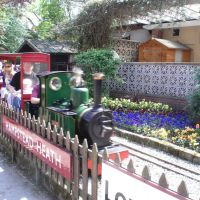Brookside Miniature Railway, Хазел-Гров