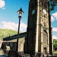 Halifax Parish Church, Халифакс