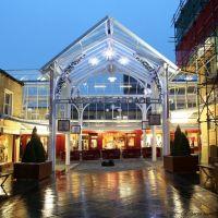 Westgate Arcade - Halifax  UK  , Халифакс