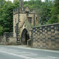 Shibden Hall Gatehouse - A58 - Halifax, Халифакс
