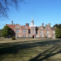 Rothamsted Manor, England, Харпенден
