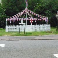 jubblie flags, Харпенден