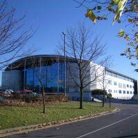 University of Hertfordshire College Lane campus LRC, Хатфилд