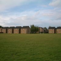Roberts Way in college lane campus University of Hertfordshire, Хатфилд