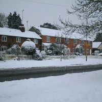 College Lane, Hatfield, Хатфилд