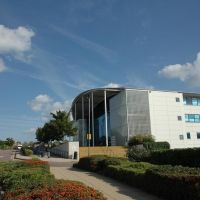 College Lane LRC, University of Herts, Хатфилд