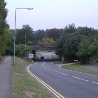 French Horn Lane in Hatfield, Хатфилд