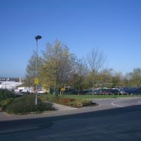 University of Hertfordshire College Lane Campus, Хатфилд