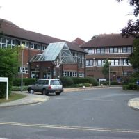 Haywards Heath Law Courts and Police Station, Хейвардс-Хит