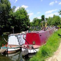 Grand Union Canal Hemel Hemstead, Хемел-Хемпстед
