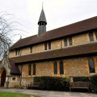 St John the Evangelist ~ Boxmoor, Хемел-Хемпстед