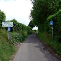 Piccotts End Lane, Piccotts End, Hertfordshire, Хемел-Хемпстед