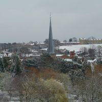 Gadebridge Park and Old Hemel in The Snow, Хемел-Хемпстед