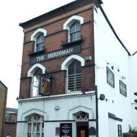 The Herdsman pub, Херефорд