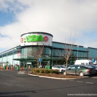 Hereford Asda Super Store 2009, Херефорд