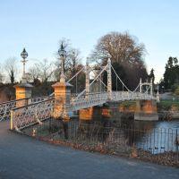 Victoria bridge, Херефорд
